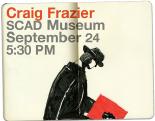 Major Exhibition for Illustrator/Designer Craig Frazier at SCAD