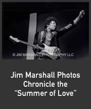 "Jim Marshall Photos Chronicle the ""Summer of Love"""
