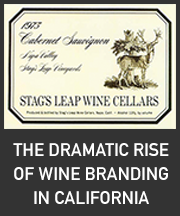 The Dramatic Rise of Wine Branding in California
